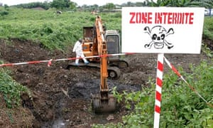 Trafigura paid to clean up site in Ivory Coast