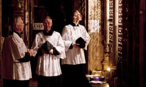 Clergy at St Augustine's