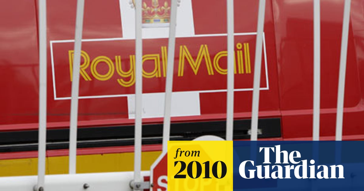 Junk mail deluge feared as postal union and Royal Mail reach