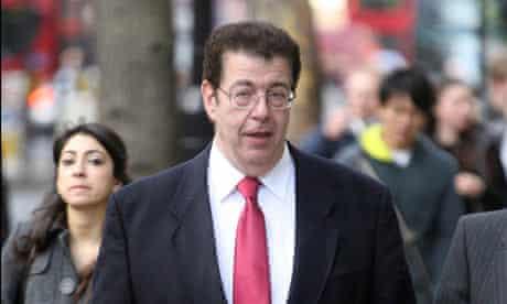 Multimillionaire financier Mark Lowe