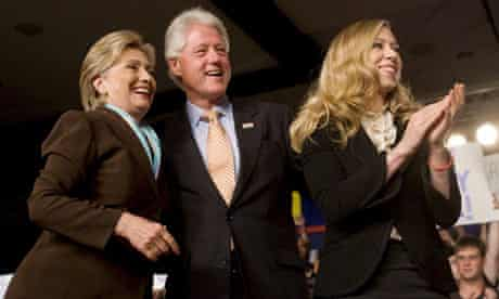 Chelsea Clinton engaged to marry boyfriend Marc Mezvinsky