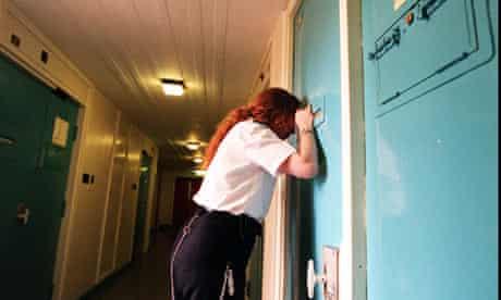 Holloway prison officer