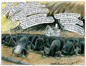 05.12.09: Martin Rowson on the climate change sceptics