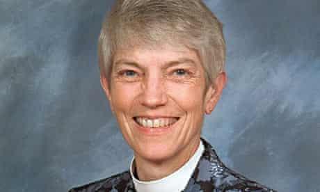 The Rev Mary Glasspool
