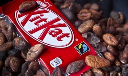Fairtrade Kit Kat