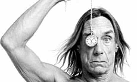 Iggy Pop in Swiftcover insurance advertisement