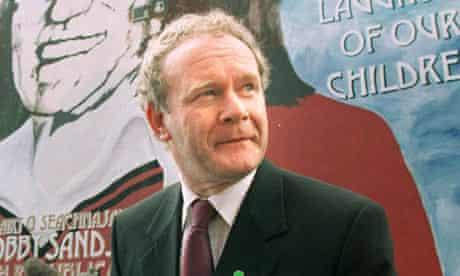 Martin McGuiness