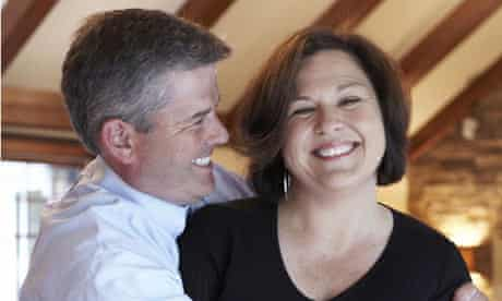 Charla Muller and husband Brad