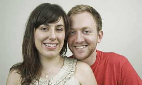 Jessica Valenti with Andrew