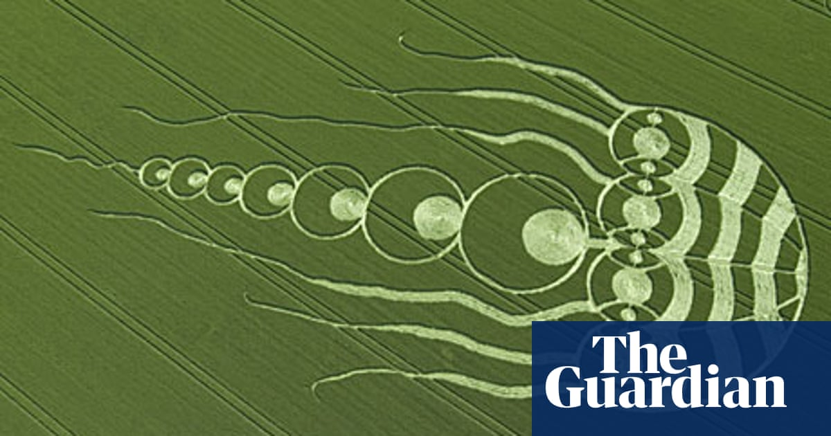 Google Crop Circles Coordinates Clue In Online Sci Fi Mystery Environment The Guardian