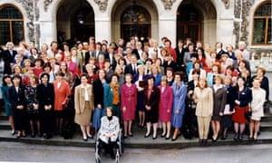 Women MPs 1997
