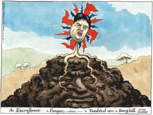 09.06.09: Steve Bell on Nick Griffin and the BNP