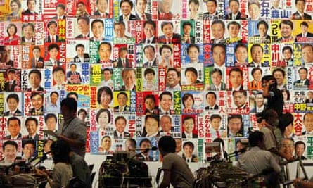 Election in Japan