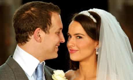 Freddie Windsor and Sophie Winkleman wedding