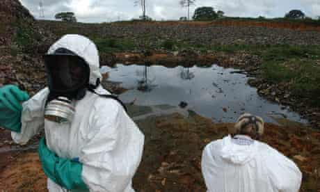 Waste removal experts in Abidjan, Ivory Coast