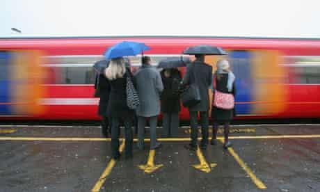 Commuter trains