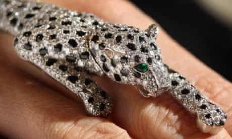 Panther bracelet of Wallis Simpson