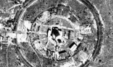 Khushab reactor in Pakistan