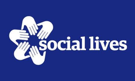 Social lives banner
