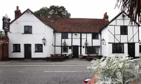 The Crown pub, Bray