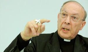 Archbishop Andre-Joseph Leonard