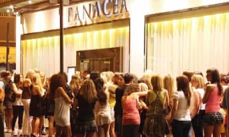 Panacea club in Manchester