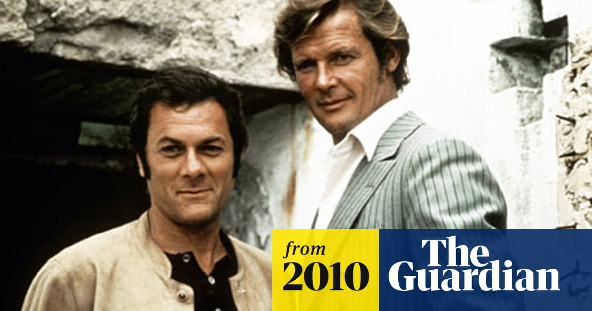 Tony Curtis: 'The king of cool is on his way up, with syrup