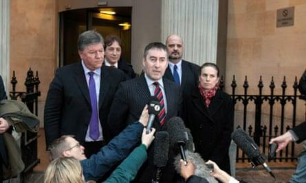 Colin Blanchard trial