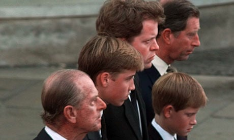 Alastair Campbell Diaries Diana S Funeral Prompted Charles Safety Fears Politics The Guardian