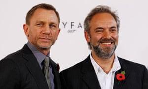 Daniel Craig and Sam Mendes