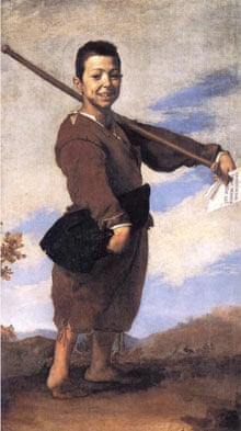 The Boy With the Club Foot, Ribera