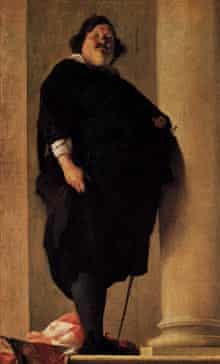 Alessandro del Borro, Charles Mellin