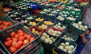 Spanish produce