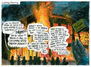 08.08.11. Tottenham riot: a peaceful protest, then suddenly all hell broke loose