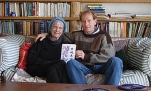 Sean Davison with his mother Patricia