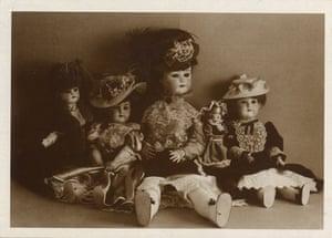 Angela Carter postcards