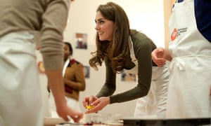 The Duke And Duchess Of Cambridge Visit Centrepoint