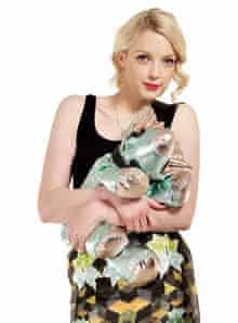 Lauren Laverne dinosaur bag