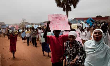 Anti-homosexual march in Uganda