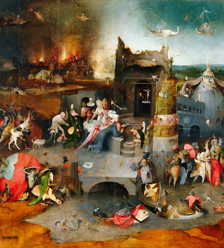 The 10 Best Scary Paintings Culture The Guardian
