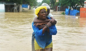 Hurricane Sandy Haiti