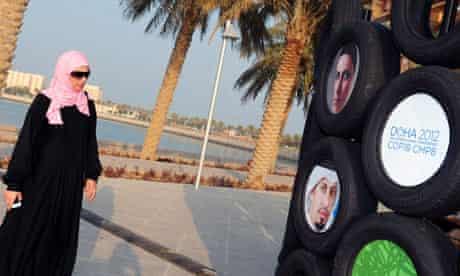 Doha 2012 climate change summit