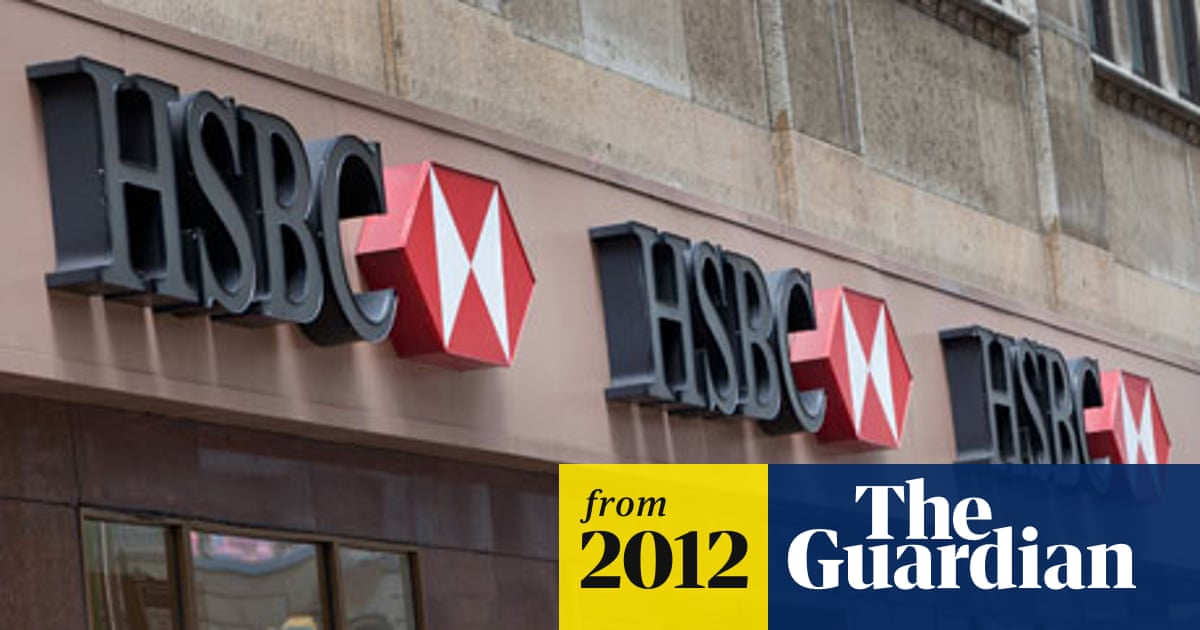 HSBC to pay £1 2bn over Mexico scandal | Business | The Guardian