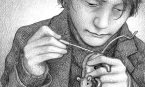hugo cabret  Brian Selznick: how Scorsese's Hugo drew inspiration from his ...