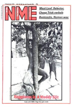 NME covers –The Slits