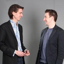 James Tabor and Stephen Trott