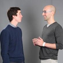 J Paul Neeley and Dan Foster-Smith