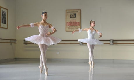 1d11fd8b8b3e The competitive world of ballet