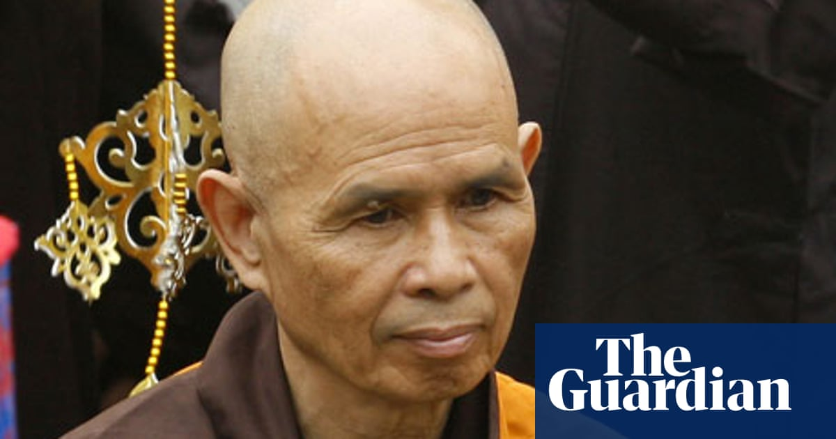 Thich Nhat Hanh Is Mindfulness Being Corrupted By Business And