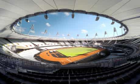 2012 Olympic Stadium, london